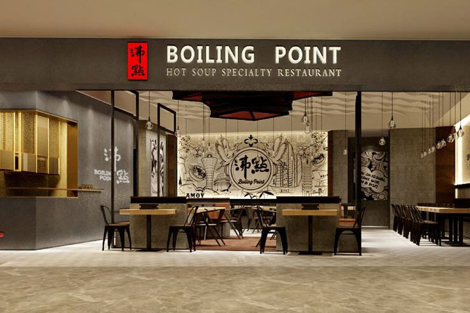 Boiling Point - Locations
